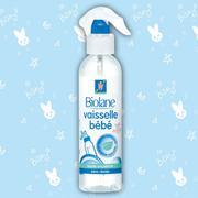 Nước Rửa Bình Sữa Biolane 250ml