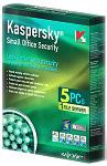KASPERSKY Small Office Security (KSOS) 1 FileServer + 5 Pcs