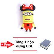 USB 8GB 60MB/S MINION - Bảo hành 12 tháng
