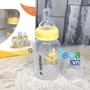 Bình sữa Medela 150 ml, ty mềm nhất cho trẻ sơ sinh
