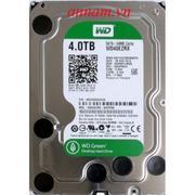Ổ cứng WD HDD Caviar Green 4 TB 3.5\ SATA 3/64MB Cache(Dùng cho camera )
