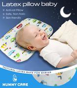 Gối cao su non chống bẹp đầu cho bé Mummy Care