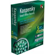Phần mềm Kaspersky Small office Security 1 file server + 5 PCs( KSOS 1 Server + 5 PC)