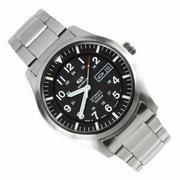 Đồng hồ nam quân đội Seiko 5 Sports SNZG13J1 (đen)