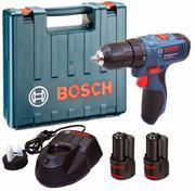 Máy vặn vít dùng pin Bosch GSR 1080-2-Li (10.8V)
