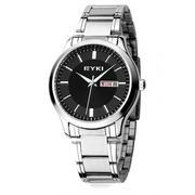 Đồng hồ nam dây thép EYKI MEY001 (Đen)