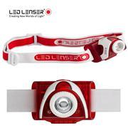 Đèn Pin Led Lenser SEO 5 (Red)