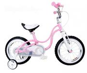 Xe đạp trẻ em Royal Baby Little Swan RB018