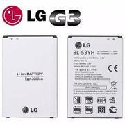 Pin điện thoại thay thế cho LG G3 _ Hàng nhập khẩu