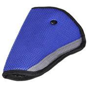 Moonar Baby Kids Car Safety Cover Shoulder Harness Strap Adjuster Seat Belt Clip (Blue)