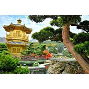 Hongkong-Disneyland-Thiền viện Chí Liên-Thỏa sức mua sắm-tặng vé tòa nhà Sky100-SKM giảm 800.000đ kh...
