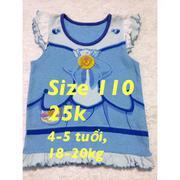 Áo xanh size 110 - Áo xanh size 110