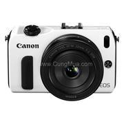 Máy ảnh Canon EOS M (Lens 22mm + Adapter)