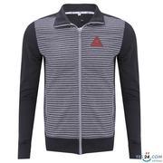 Áo khoác sọc chống tia UV nam KISETSU màu GY 04 - KI261604