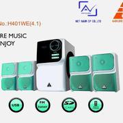 Loa Golden Field H401 HIFI/4.1(usb, Bluetooth,SD,FM)