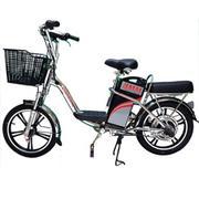 Xe đạp điện Asista inox 18 - Đời xe 2015