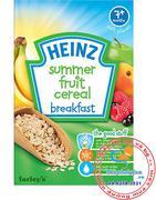 Bột ăn dặm Heinz vị Yến mạch và Chuối 125g 7+