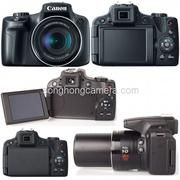 Canon PowerShot SX50 HS (qua sử dụng)