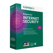 Phần mềm diệt virus Kaspersky Internet Security 2015 3PCs
