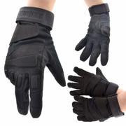 Găng tay chiến thuật dài ngón Blacke (Đen)