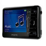 Máy nghe nhạc Creative Zen 32 GB (qua sử dụng)