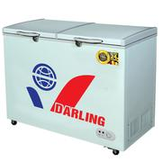 TỦ ĐÔNG DARLING DMF-3787WX, 2 NGĂN, ỐNG NHÔM, CÔI BÔNG