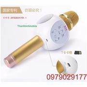 Microphone Karaoke Loa Bluetooth ZBX-66