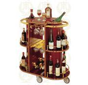 Xe đẩy phục vụ rượu Vip C-31 910x490x1020