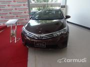 Toyota Corolla Altis 1.8 MT 2017