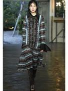 Váy Maxi Họa Tiết V2140