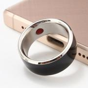 JAKCOM R3F Black Magic Wearable Smart Ring For Android WP Mobile Phone With NFC Size 12 - intl