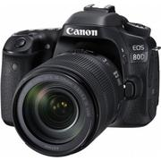 Canon EOS 80D 24MP với Lens Kit 18-135mm F3.5-5.6 IS USM (Đen)