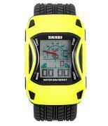 Đồng hồ S-Car cá tính - Xanh lá