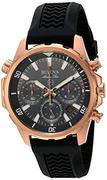 Đồng hồ nam Bulova 97B153 Rose Goldtone Watch