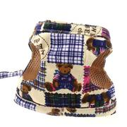 Canvas Dog Vest Type Traction Rope (Intl)