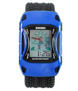 Đồng hồ S-Car cá tính - Xanh dương