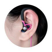 Tai nghe nhét tai Audio Technica ATH CP500 (Đen phối hồng)