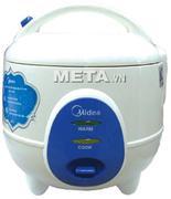 Nồi cơm điện Midea MR-CM06SB dung tích 0.6 lít