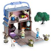 Disney Animators Collection Littles Frozen Micro Doll Play Set