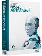 ESET NOD32 Antivirus 6 endpoint - 6 máy/1 năm (bản renewal)