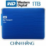 Ổ cứng lưu trữ 1TB WD My Passport Ultra (Xanh)