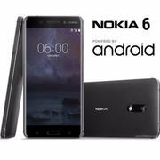 Đtdđ Nokia 6 - Hàng Nhập Khẩu(Đen 64gb)