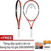 Vợt Tennis HEAD Radical OS 107inch 295g + Tặng 1 dây quấn cán và 1 băng tay