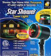 Đèn laser trang trí noel Star Shower