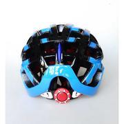 Nón bảo hiểm kèm kính chống nắng DEPRO DH-6051 (xanh dương đen)