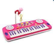 Đàn organ điện tử cho bé yêu An Store (Hồng)