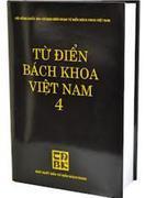 Từ điển bách khoa Việt Nam - Tập 4