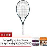 Vợt Tennis trợ lực HEAD Instinct S 102 inch 270g + Tặng 1 dây lưới và 1 băng tay