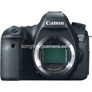 Máy ảnh Canon EOS 6D (body) hàng mới 100%