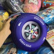 Balo hình bánh xe đựng quần áo sách vở cho bé